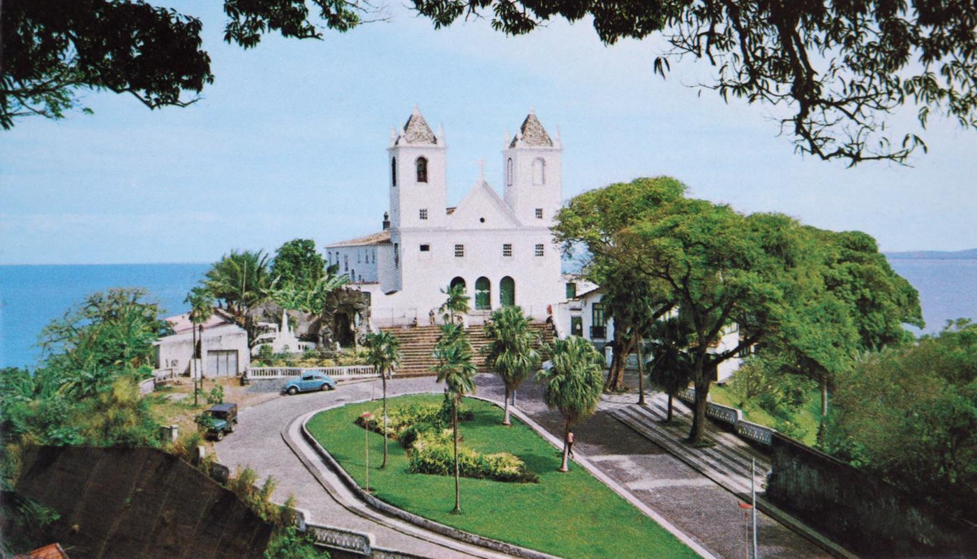 Igreja Santo Antonio Baiana