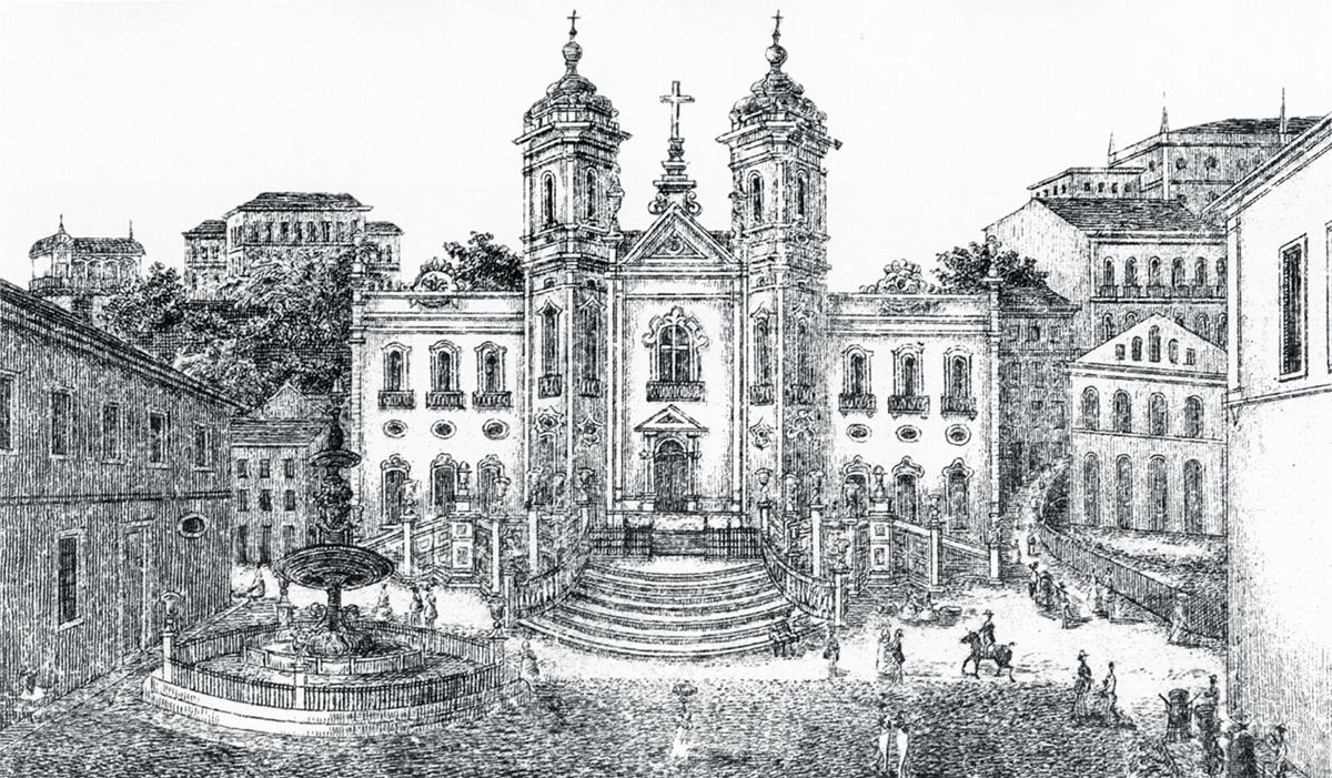 Resultado de imagem para igreja conceição da praia em salvador